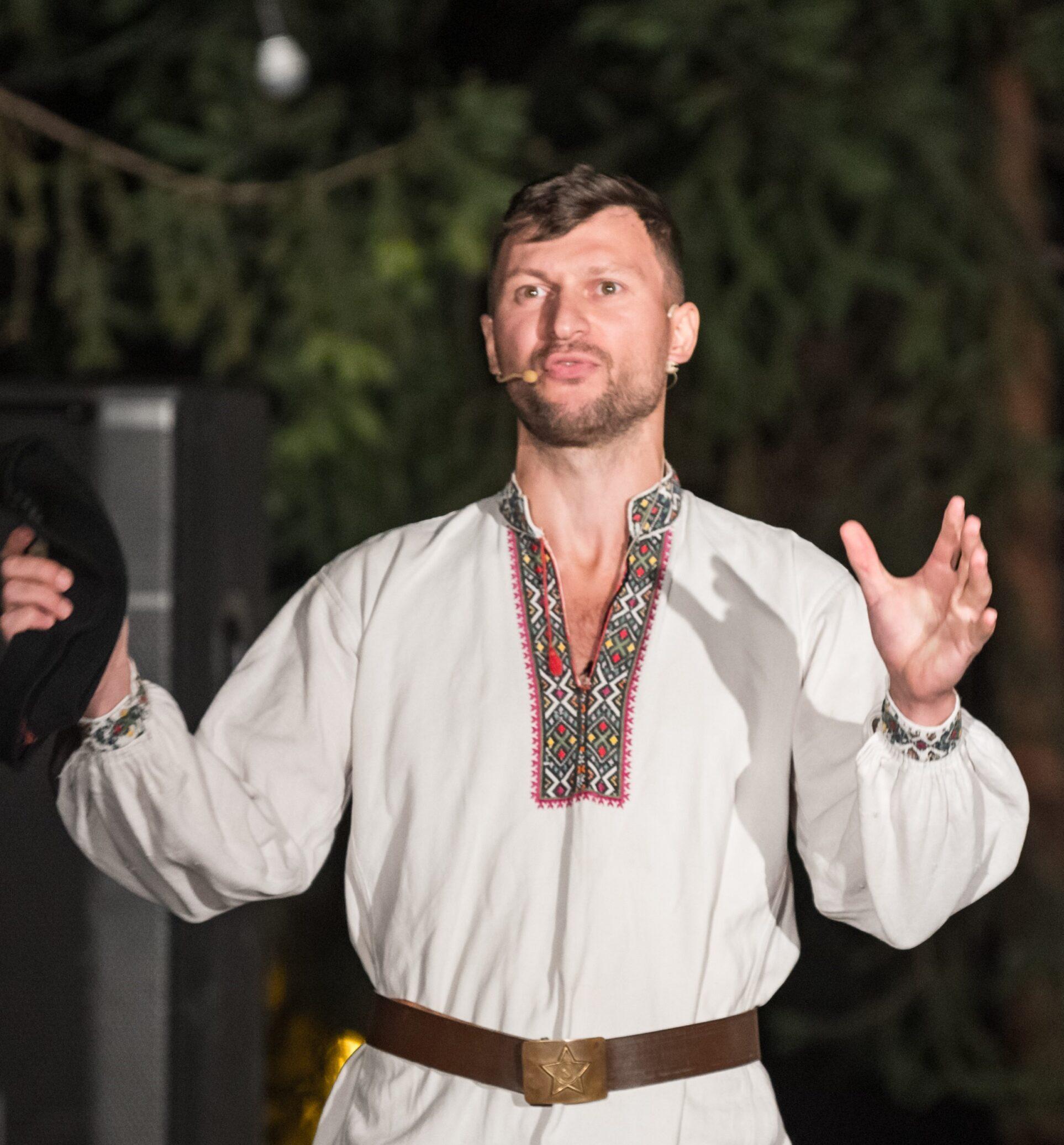 Фото з виступу